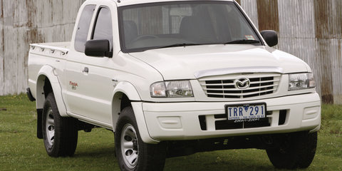 2005-08 Mazda B4000 Bravo added to Takata recall