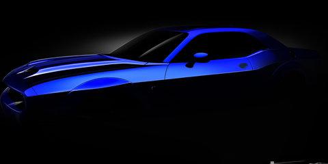 Dodge teases wilder 2019 Challenger SRT Hellcat