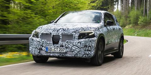 Mercedes-Benz EQC development and testing regime detailed