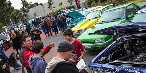Australia's hottest import and domestic cars come together for MotorEx 2018