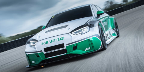 Schaeffler RS3 takes on supercar elite - video