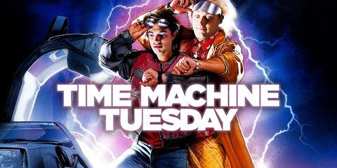 Time Machine Tuesday: April 17, 2018
