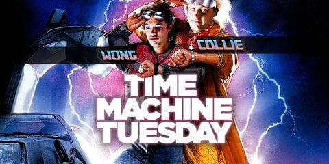 Time Machine Tuesday: 17 July 2018