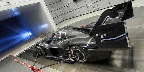 Volkswagen I.D. R prepping for high-altitude Pikes Peak torture test
