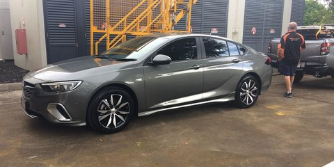 2018 Holden Commodore RS review Review