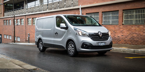 Renault Australia: Trafic auto still 12 to 18 months away