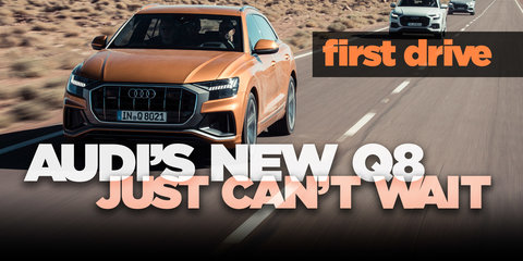 2018 Audi Q8 review: The big Q7 gets a sporty new partner