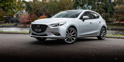 2018 Mazda 3 SP25 Astina review