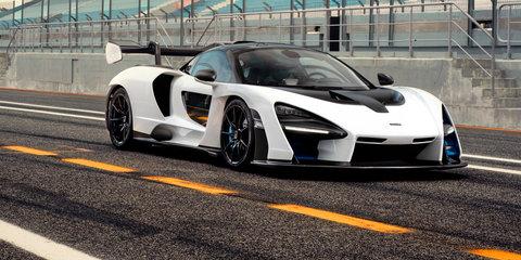 2018 McLaren Senna review: Autodromo do Estoril track test