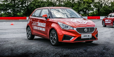 2019 MG 3 review: Quick drive