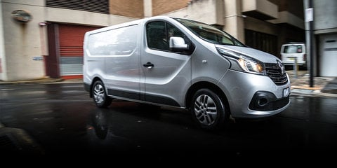 2018 Renault Trafic SWB 103 review