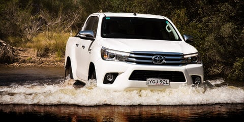 2018 Toyota HiLux SR5 review