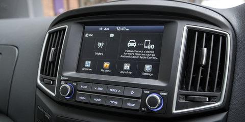 2018 Hyundai iLoad LWB auto diesel liftback review