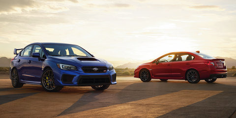 2019 Subaru WRX, WRX STI upgrades announced for the US