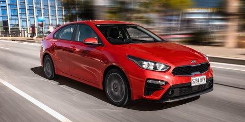 2018 Kia Cerato pricing and specs