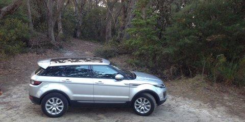 2015 Range Rover Evoque TD4 180 SE review