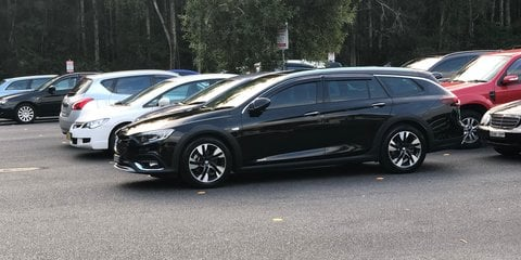 2018 Holden Calais-V Tourer review