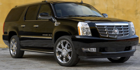 2007-14 Cadillac Escalade added to Takata recall