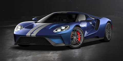 Ford GT order books to reopen in Q4 - report