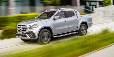 2018 Mercedes-Benz X350d review