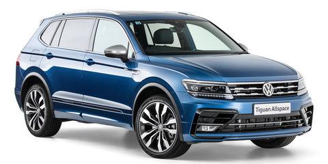 2018 Volkswagen Tiguan Allspace pricing and specs
