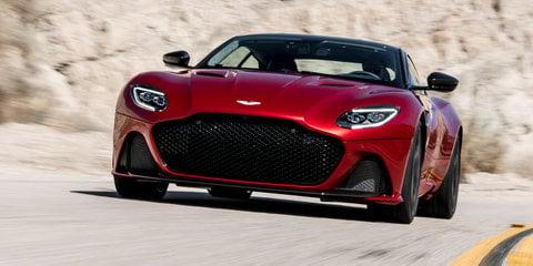 2019 Aston Martin DBS Superleggera revealed