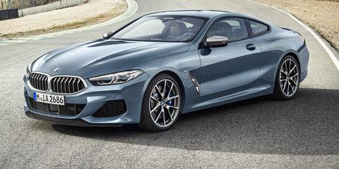 2019 BMW 8 Series revealed