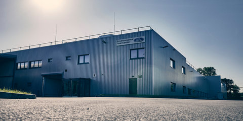 Ford opens new 'Weather Factory' in Germany