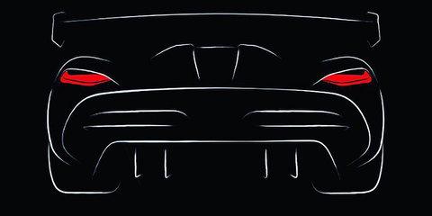 Koenigsegg teases Agera RS successor