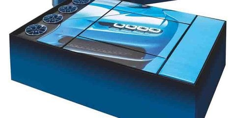 Bugatti Chiron gets the Lego treatment
