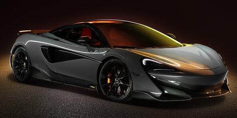 2018 McLaren 600LT revealed
