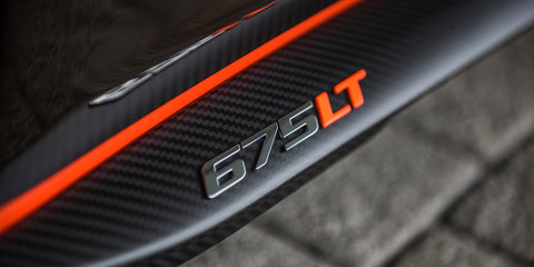 McLaren 675LT by MSO gets Gulf livery