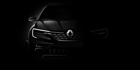 Renault teases new compact SUV