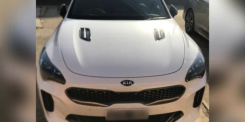 2018 Kia Stinger GT review Review