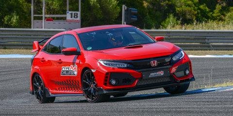 Honda Civic Type R takes Estoril front-drive record - video