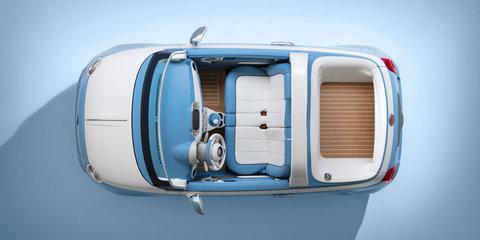 Fiat 500 Spiaggina '58 revealed