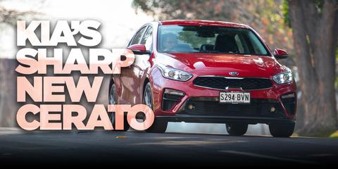 2019 Kia Cerato Sport+ review