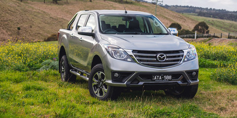2018 Mazda BT-50 GT dual-cab review