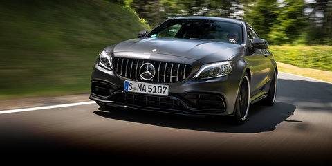 2019 Mercedes-AMG C63 S review