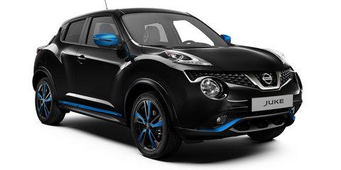 Nissan Juke update here in October