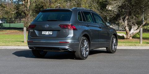 2018 Renault Koleos v Volkswagen Tiguan comparison