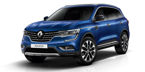 Renault Koleos S-Edition arrives from $44,990