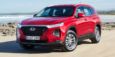 2018 Hyundai Santa Fe pricing and specs