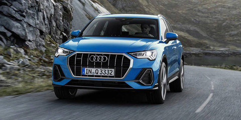 2019 Audi Q3 leaked ahead of official unveiling