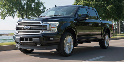 2019 Ford F-150 Limited gets Raptor power