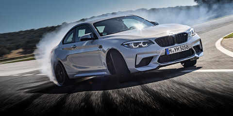 2019 BMW M2 Competition review