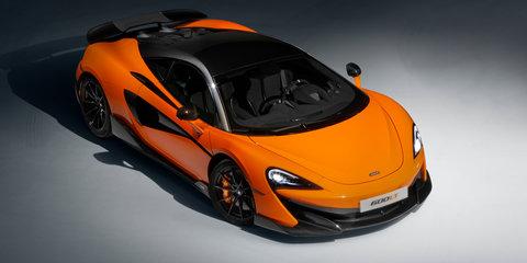 McLaren 600LT priced from $455,000