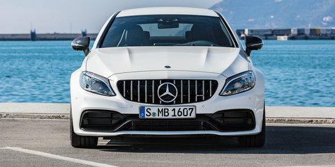 2019 Mercedes-AMG C63: Initial details