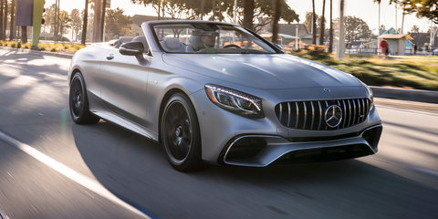 2019 Mercedes-Benz S-Class Coupe, Cabriolet review