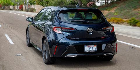 2019 Toyota Corolla: Hybrid powertrain detailed